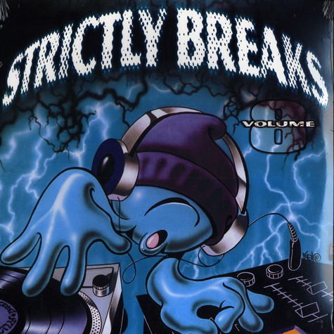 Strictly Breaks - Volume 8