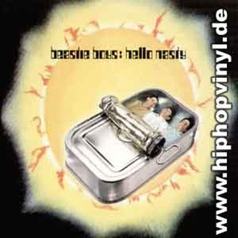 Beastie Boys - Hello nasty digi pack