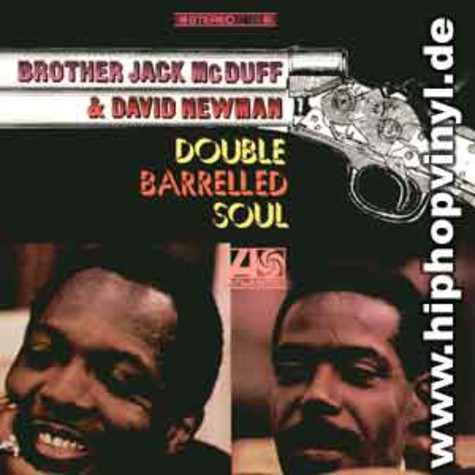 Brother Jack McDuff - Double barrelled soul