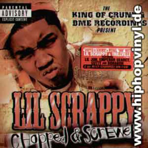 Trillville & Lil Scrappy - 2 of atl 's crunkiest chopped & screwed