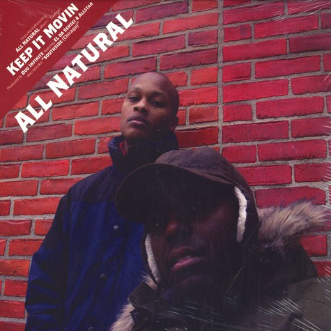 All Natural - Keep it movin feat. El Da Sensei & Allstar of Daily Plannet