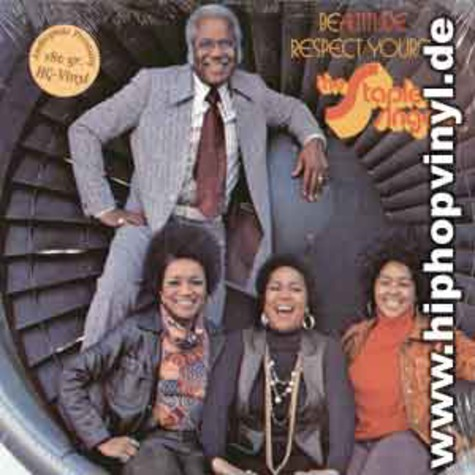 Staple Singers, The - Respect yourself