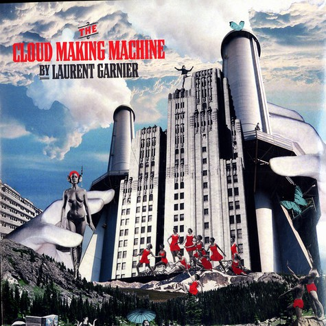 Laurent Garnier - The cloud making machine