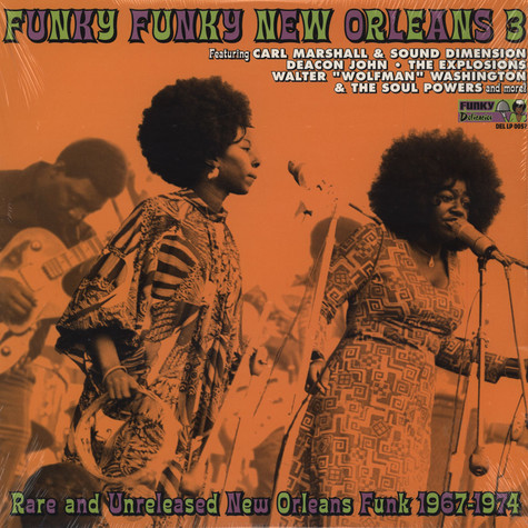 V.A. - Funky funky New Orleans vol.3