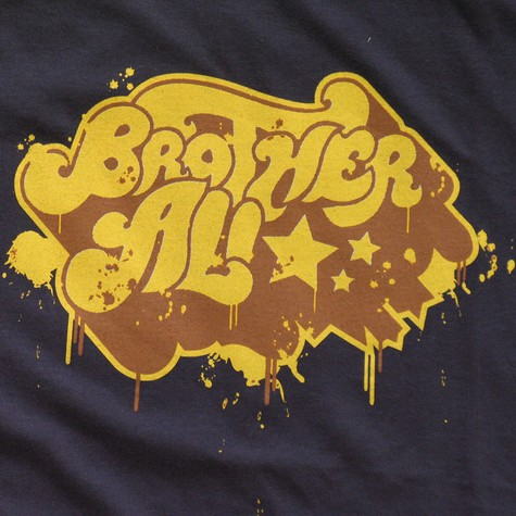 Brother Ali - Graff logo Women
