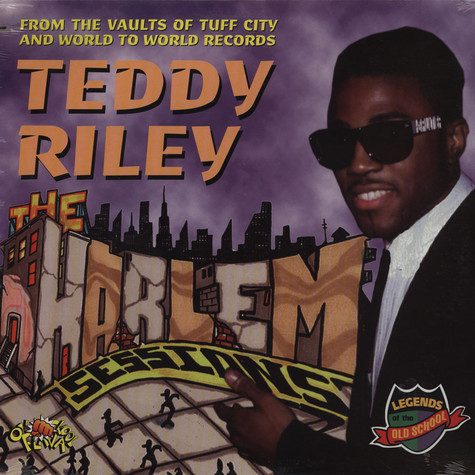 Teddy Riley - The harlem sessions