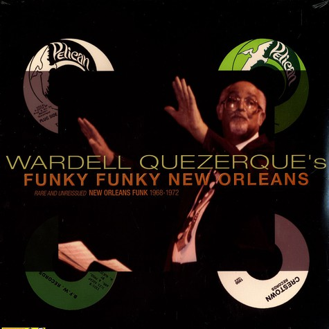 Wardell Quezerques - Funky funky new orleans