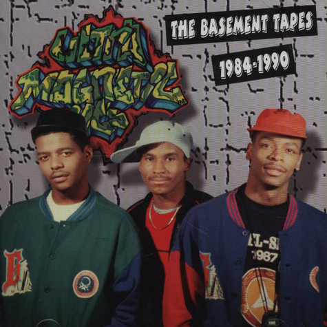 Ultramagnetic MCs - The basement tapes 1984-1990