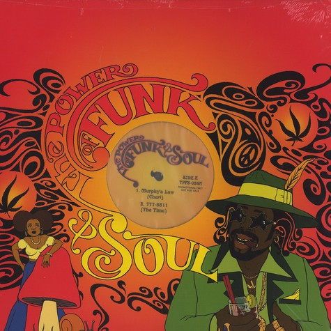 Power Of Funk & Soul, The - Volume 24