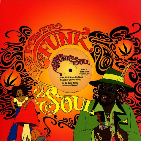 Power Of Funk & Soul, The - Volume 11