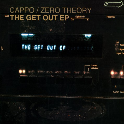 Cappo & Zero Theory - The get out EP