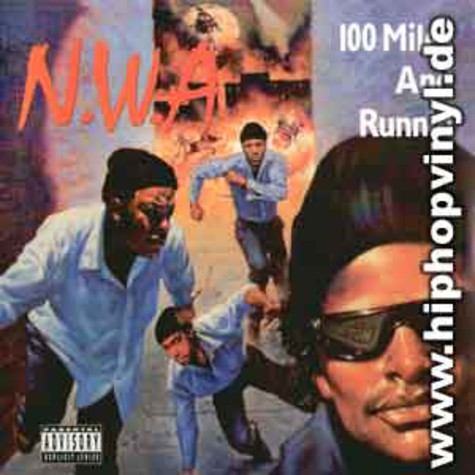 NWA - 100 miles and runnin'