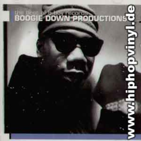 Boogie Down Productions - Best of B-Boy records