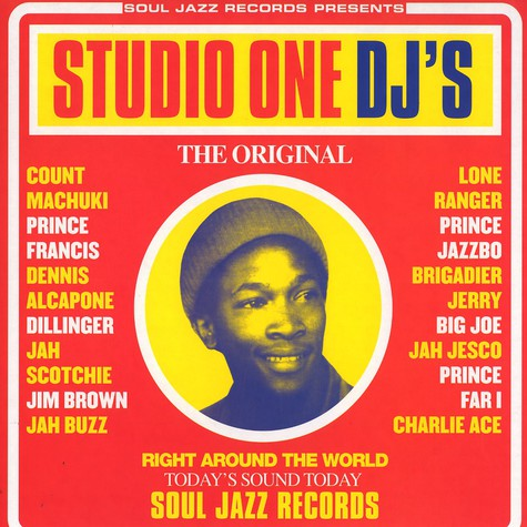 V.A. - Studio one djs - the original
