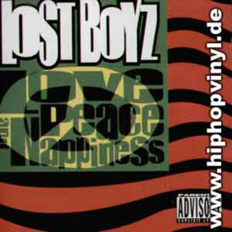 Lost Boyz - Love peace and nappiness