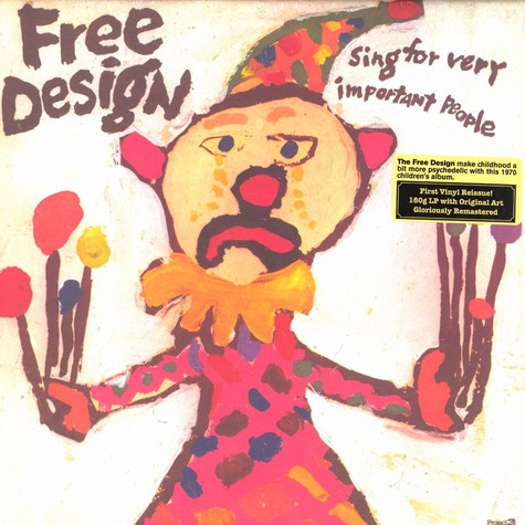 Free Design, The - Sing For Very Important People