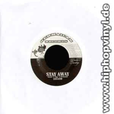 Luciano - Stay away
