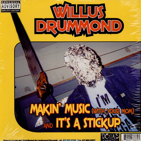 Willus Drummond vs. Esau - Makin' Music (With Your Mom)