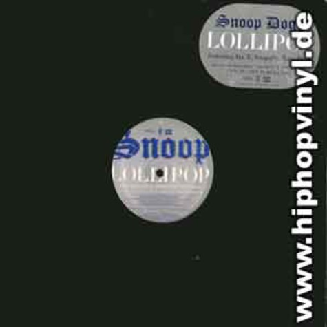 Snoop Dogg - Lollipop feat. Jay-Z, Soopafly & Nate Dogg
