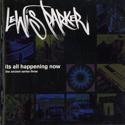 Lewis Parker - Its all happening now