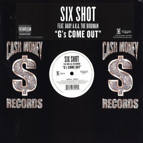 Six Shot - Gs come out feat. Baby