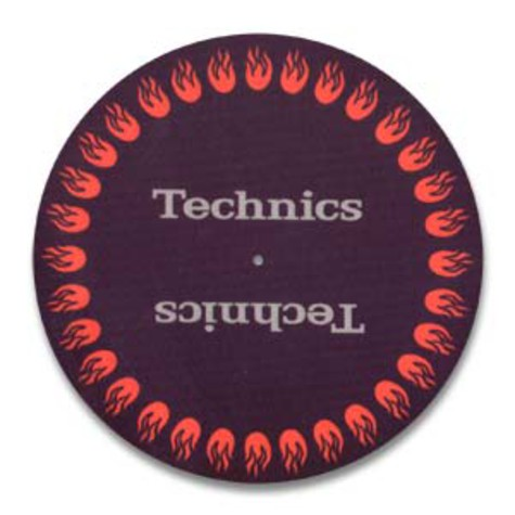 Technics - T-Burn Logo Splimat