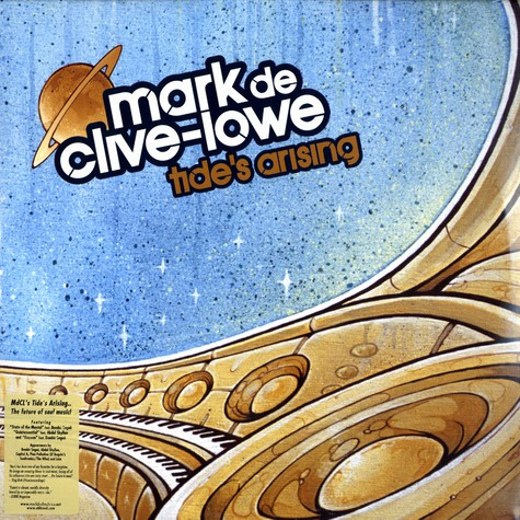 Mark De Clive-Lowe - Tide's arising