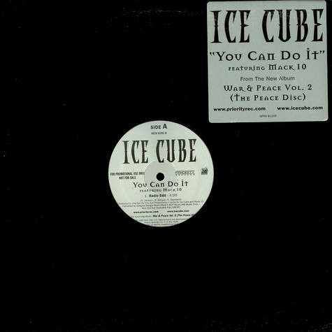 Ice Cube - You can do it feat. Mack 10