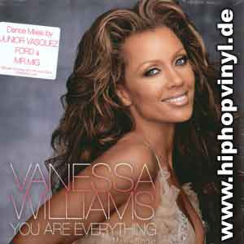Vanessa Williams - You are everything dance mixes