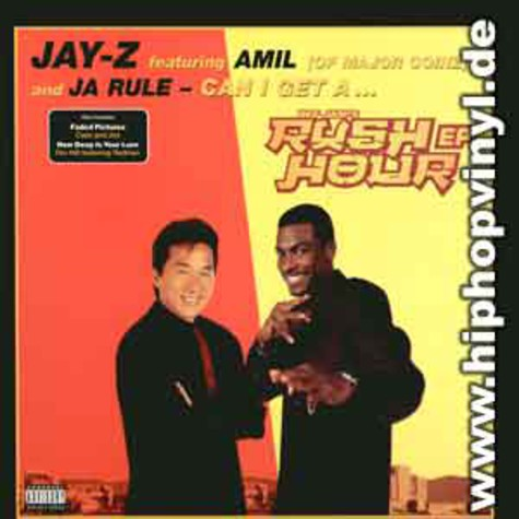 Jay-Z - Can i get a ... feat. Amil & Ja Rule