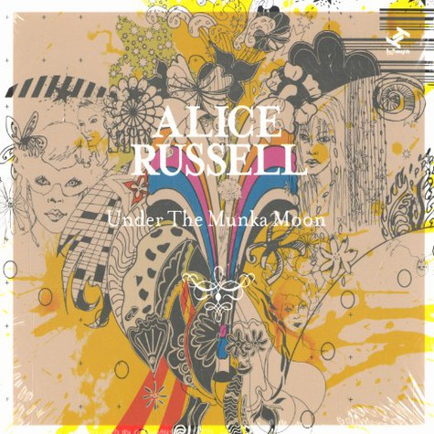 Alice Russell - Under the munka moon