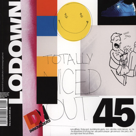 Lodown Magazine - Issue 45 march 2005