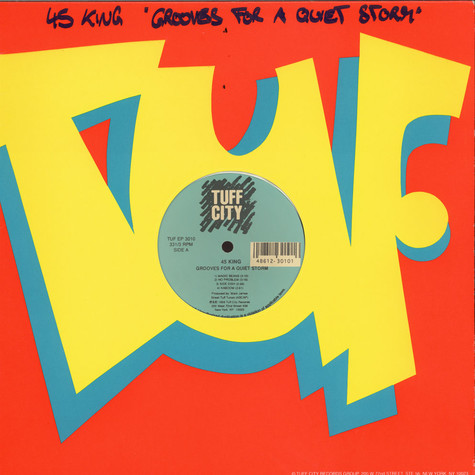 45 King - Grooves For A Quiet Storm