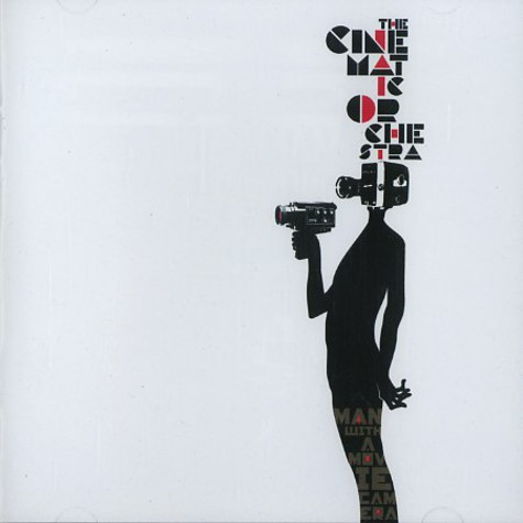 Cinematic Orchestra - Man with a movie camera
