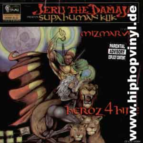 Jeru The Damaja - Heroz 4 hire