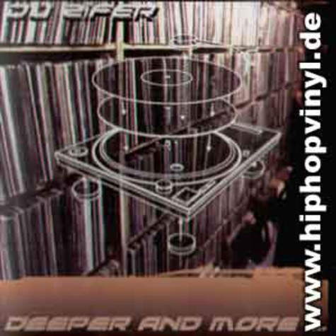 Dj Zyfer - Deeper and more