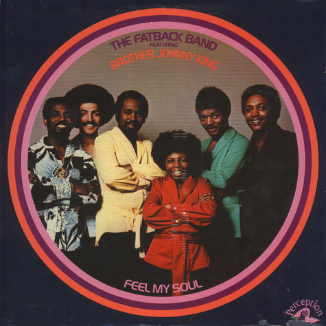Fatback Band - Feel my soul