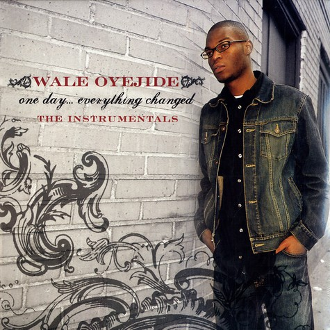 Wale Oyejide (aka Science Fiction) - One day ... everything changed instrumentals