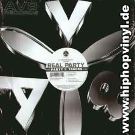 DJ LBR & Big Ali - Real party