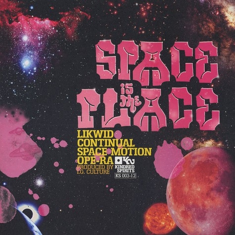 I.G. Culture - Space is the place