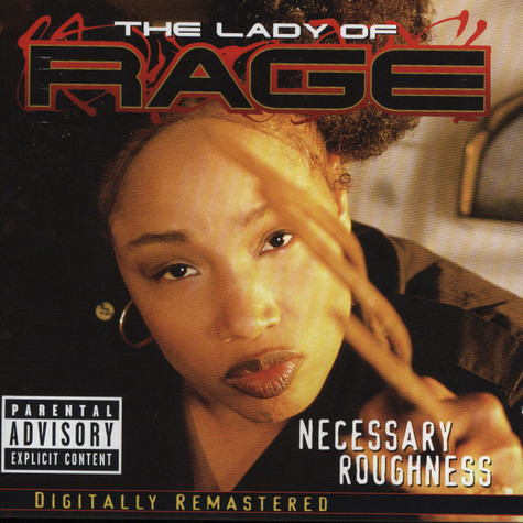 Lady Of Rage - Necessary roughness