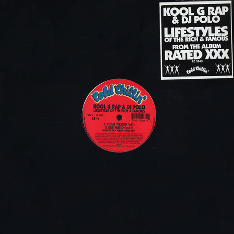 Kool G Rap & DJ Polo - Lifestyles of the rich & famous
