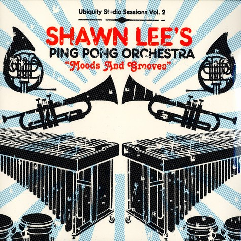 Shawn Lee's Ping Pong Orchestra - Moods & grooves