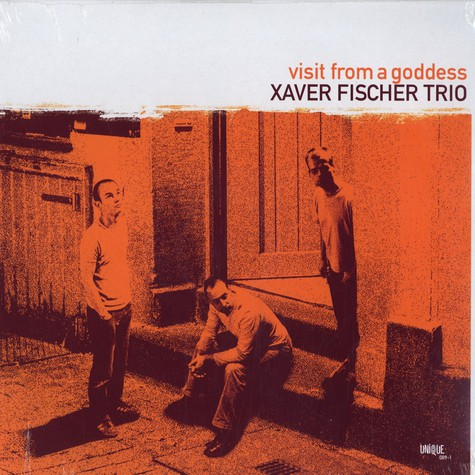 Xaver Fischer Trio - Visit from a goddess