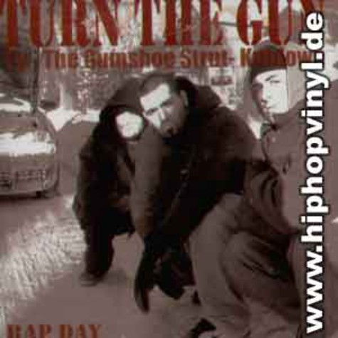 Turn The Gun - Rap day