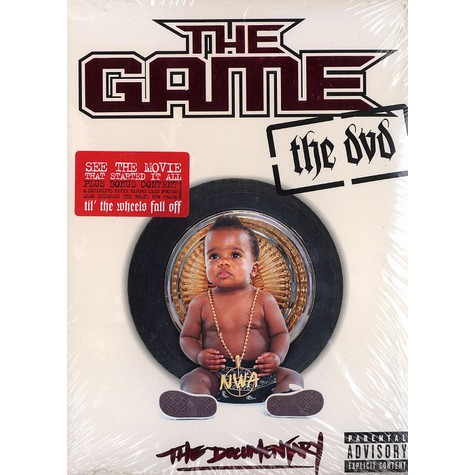 Game of G-Unit - Documentary ... the DVD
