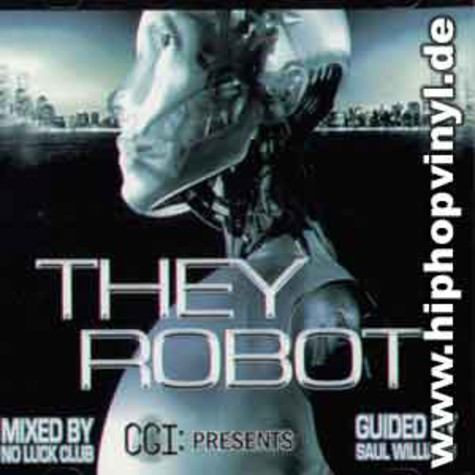 No Luck Club - They robot