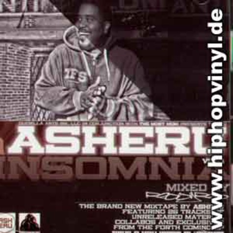 Asheru of Unspoken Heard - Insomnia