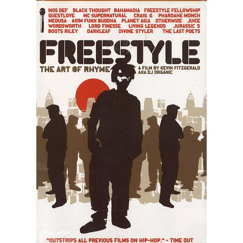 Freestyle - The art of rhyme DVD