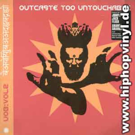 V.A. - Outcaste too untouchable